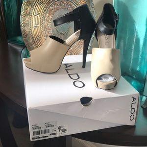 Aldo - Olenna-32 Peep Toe Heels
